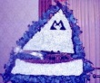 Pequa Sailboat Arrangement