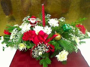 Christmas arrangement 2