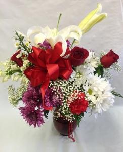 Pequa Valentine\'s Day Mixed Vase