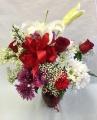 Pequa Valentine's Day Mixed Vase