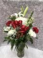 christmas Vase 2