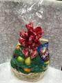 christmas fruit basket