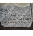 Until We Meet Again Stepping Stone