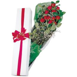 Diamond Collection Boxed Roses