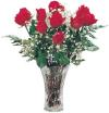 Diamond Collection Vased Roses