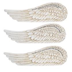 Memorial Angel Wing