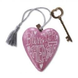 Bless Yer Heart Art Heart