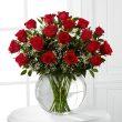 Smitten Luxury Valentine Rose Bouquet - 18 stems of 24-inch