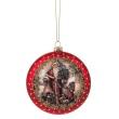 Ornament - 1 Santa