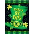 Flag - 15 Happy St Pat Hats
