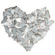 Gift - 1 Butterfly Heart