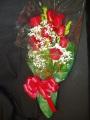 Presentation Bouquet - 12 Roses