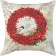 Pillow - Winterberry