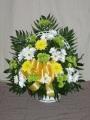 Sympathy Funeral Basket - 2