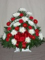 Sympathy Funeral Basket -3