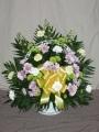 Sympathy Funeral Basket - 4