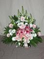 Sympathy Funeral Basket - 6