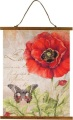 Wall Hanging - Harlequin Poppy