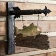 Yard Decoration - Arrow 5 Fish