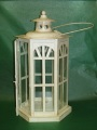 Yard Decoration - Lantern 11 Cream