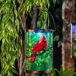 Yard Decoration - Lantern 1 Cardinal