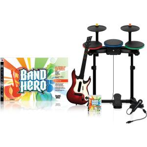 Band Hero Band Kit feat Taylor Swift for Playstation 3
