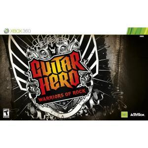 Guitar Hero: Warriors of Rock Super Band Bundle for X-Box 360