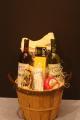 wine gourmet basket