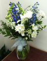 Baby Boy Arrangement