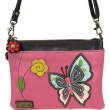Butterfly Mini Crossbody Purse
