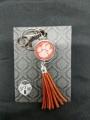 Clemson Key Chain