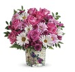 Wildflower In Flight Bouquet Teleflora