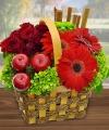 Apple Cinnamon Basket