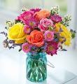 Vibrant Garden Bouquet