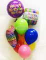 Happy Birthday! Balloon Bouquet