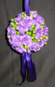Lavender Pomander
