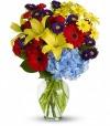 The Uniquely You Bouquet