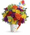 The Celebrate You Bouquet