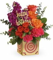 The Birthday Sparkle Bouquet