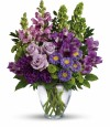 The Lavender Charm Bouquet