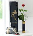 Single Red Rose Gift Set