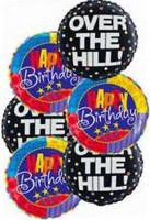 Over the Hill Birthday Balloons