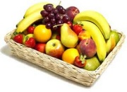 My Best to You Fruit Basket