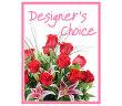 Designer's Choice Valentine's Day