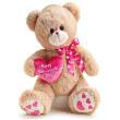 Large Valentine Bear