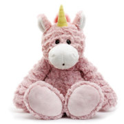 Magellica Pink Plush Unicorn
