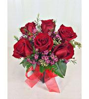 Red Rose Serenade Bouquet