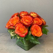 Sunshine Rose Bouquet