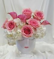 Floral Lash Lady
