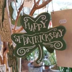 Shamrock Happy St Patrick's Day